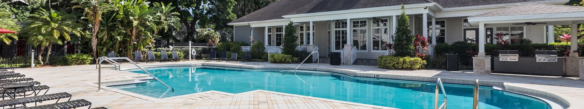 Swimming Pool at Rivertree Apartments in Riverview, FL