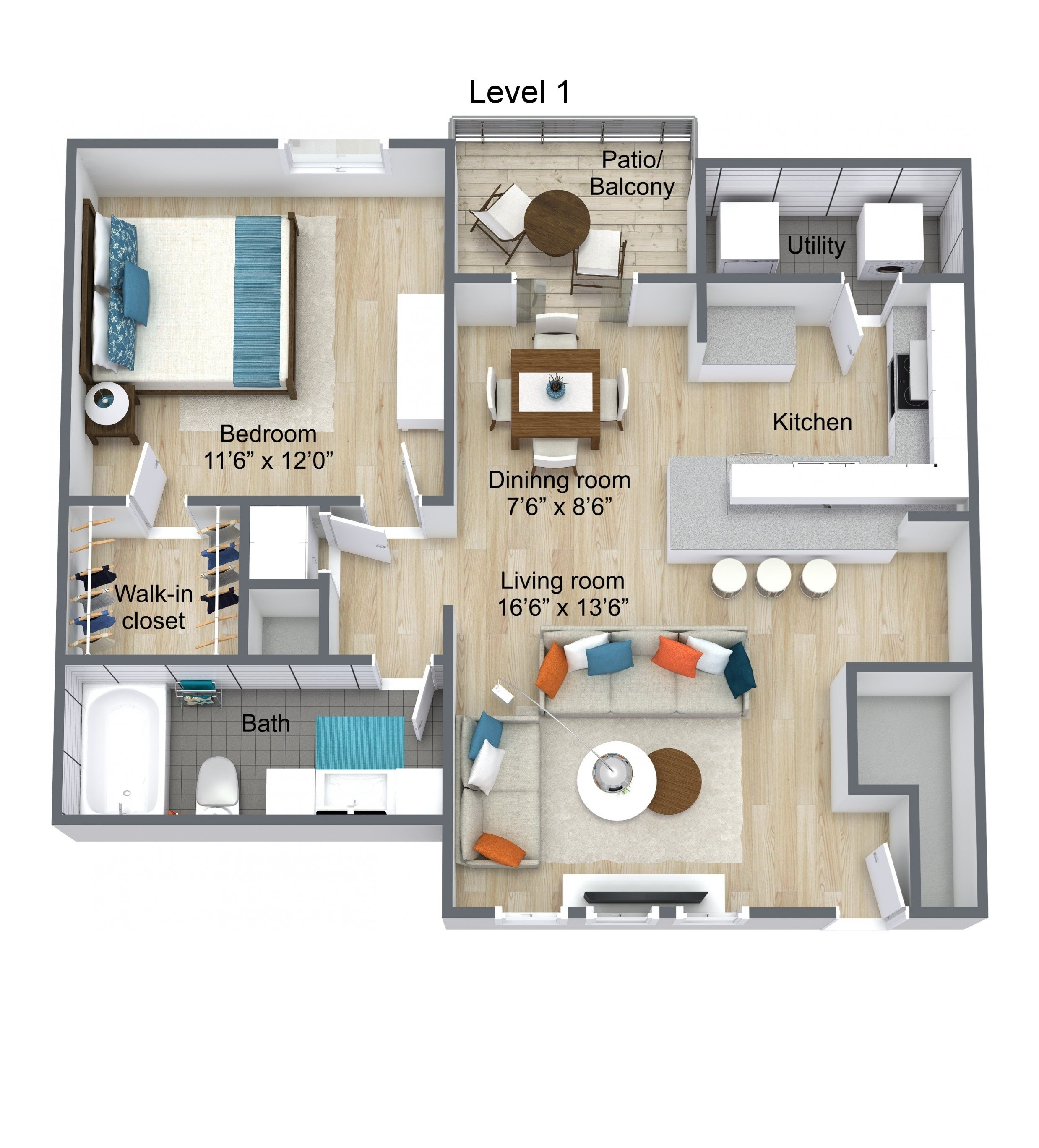 The Professional Floor Plan 2