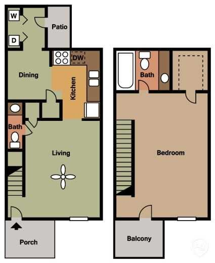 The Birch Floor Plan 2