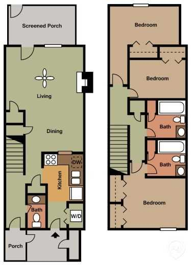 The Maplewood Floor Plan 5