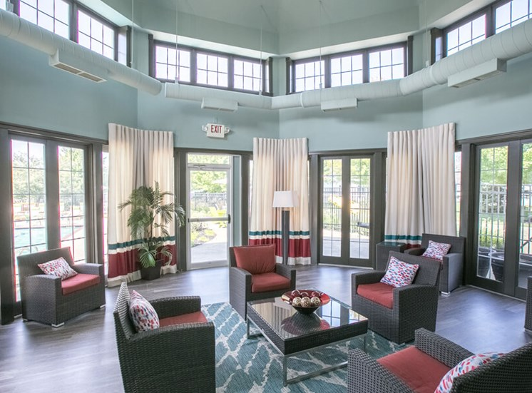 clubhouse  at The Village at Avon Apartments in Avon, OH