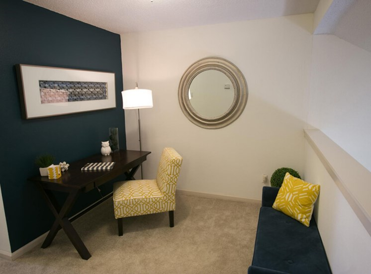 interior Williamsburg Townhomes in Sagamore Hills OH