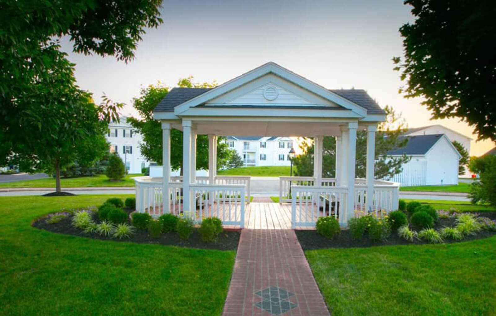 cabana at The Village of Western Reserve Apartments in Streetsboro, OH