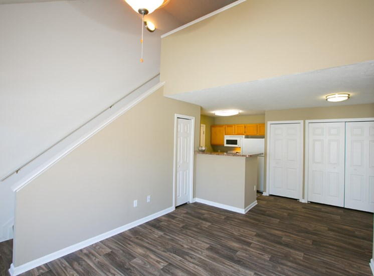 loft at The Village of Western Reserve Apartments in Streetsboro, OH