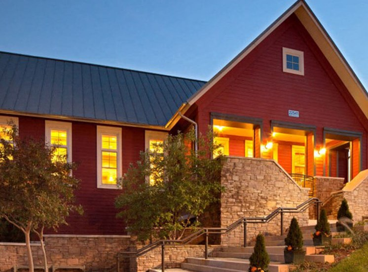 Inviting clubhouse at Westwind Farms Apartments in Ashburn, VA