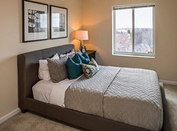 Master suites at The Alexander Apartments in Alexandria, VA