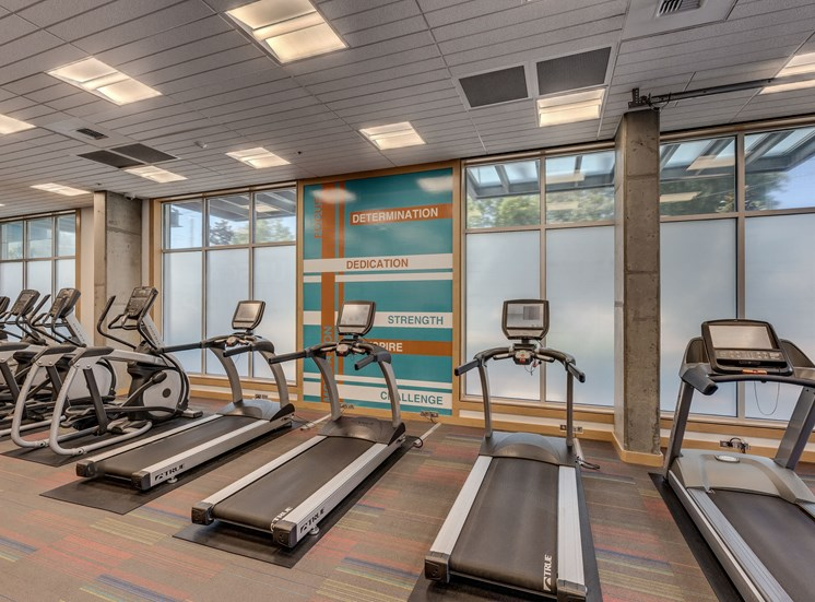 High Endurance Fitness Center at Equinox, Seattle, WA