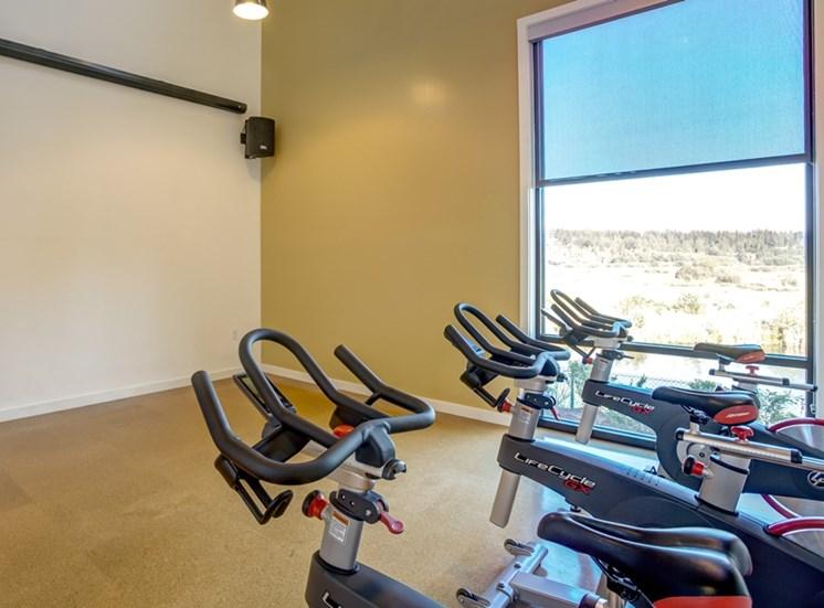 Cardio Equipment at Bailey Farm, Washington, 98012