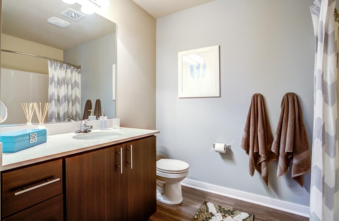 Spa Inspired Bathrooms at Bailey Farm, Bothell, 98012