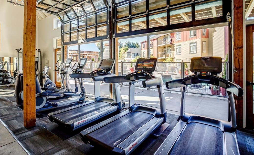 High Endurance Fitness Center at Bailey Farm, Washington