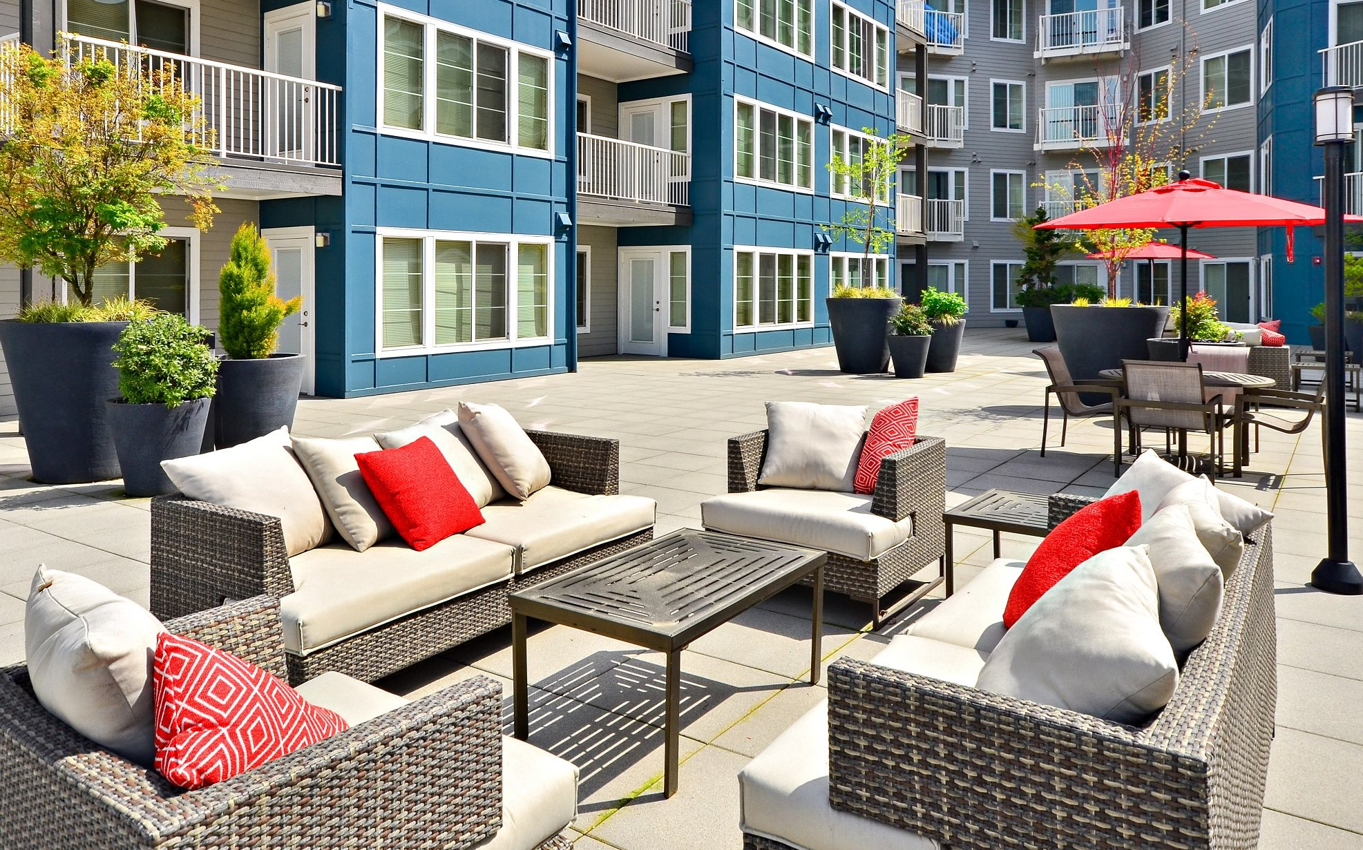 Apartments in Renton, WA | Harrington Square