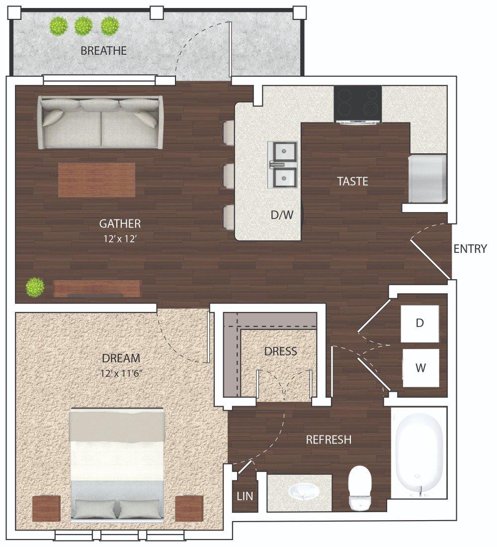 E2 - Phase I Floor Plan 17