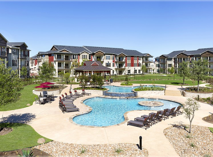 New Luxury in Leander, TX