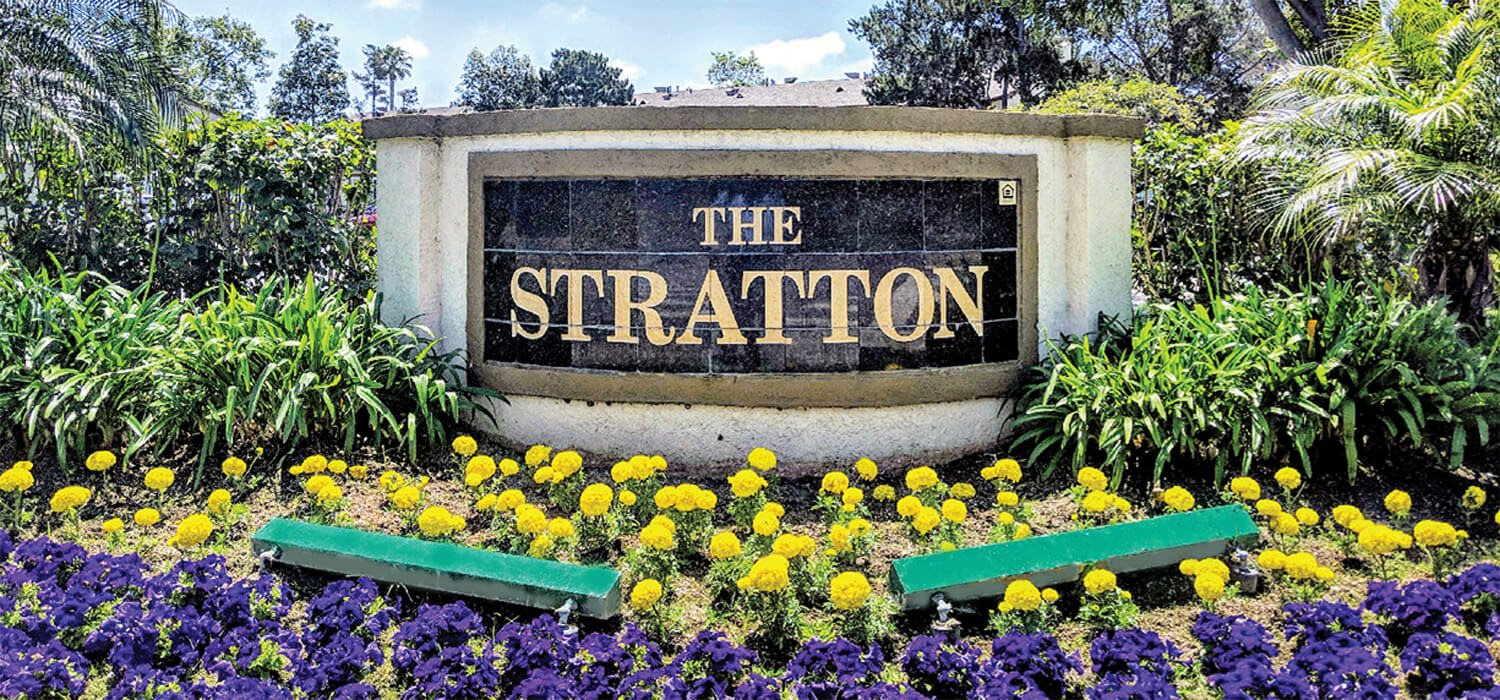 The Stratton Apartments in San Diego CA