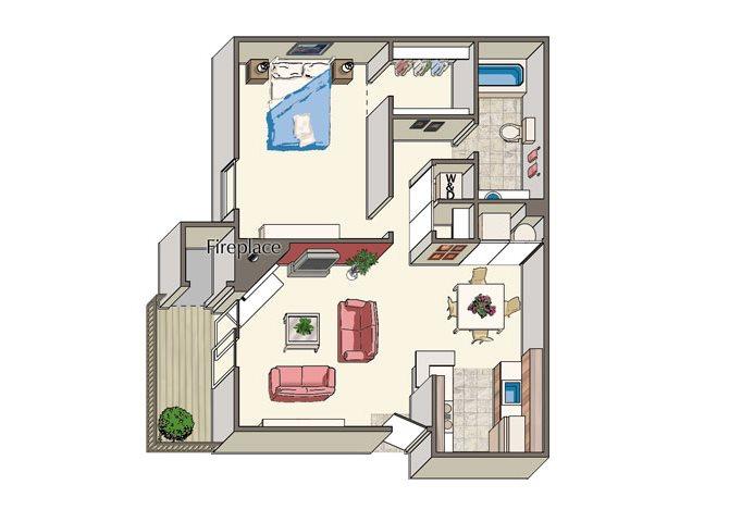 The Cape Cod Floor Plan 2