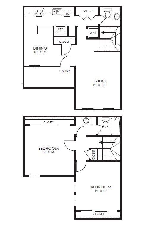 B4TH Floor Plan 6