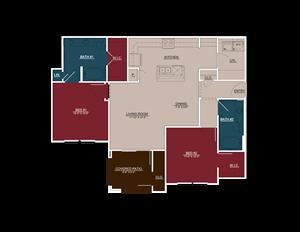 B2 Floor Plans