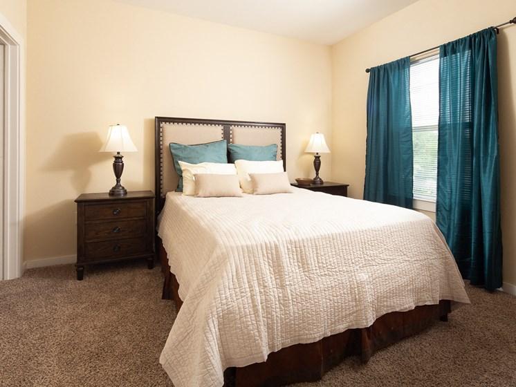 twin creeks bedroom