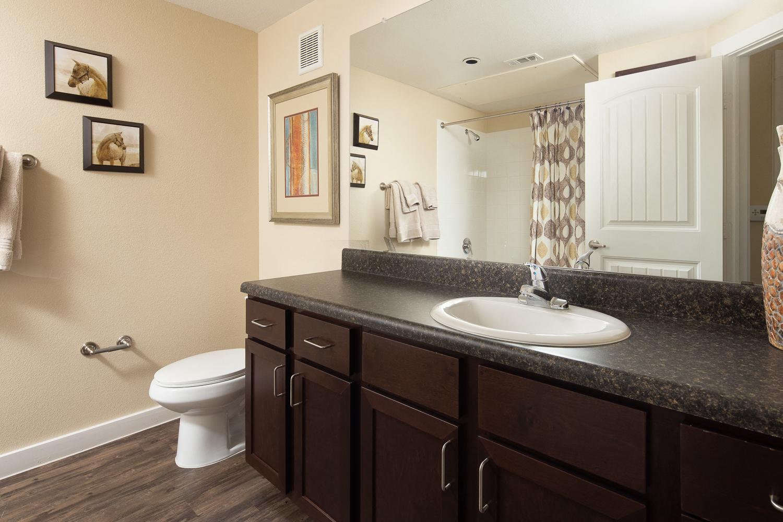 twin creeks bathroom