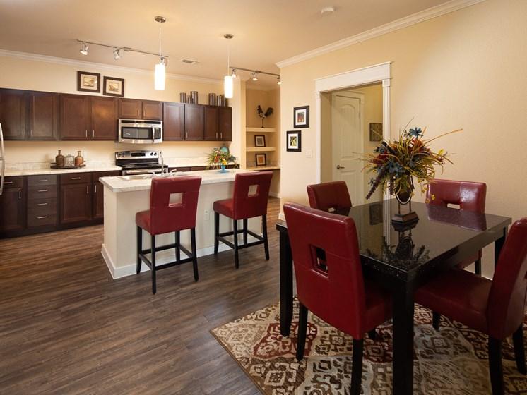 Twin Creeks Dining room