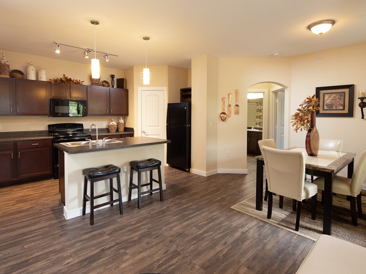 Twin creeks kitchen and dining