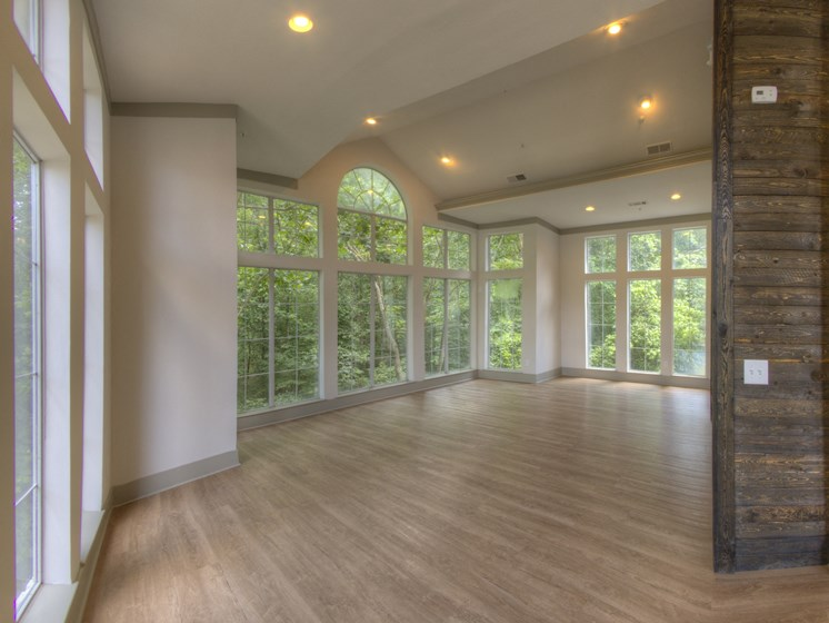 Luxury Apartments in Roswell | Wesley St. James Apartments | Yoga Studio
