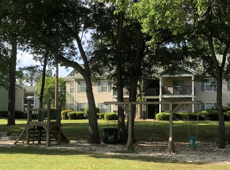 Viera Aiken Apartments in Aiken, SC children's playground