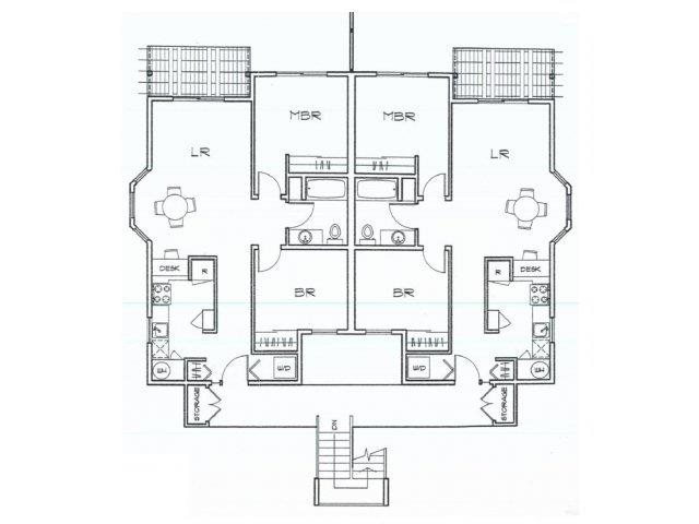 Floor Plans of Tamarack Village in Sisters, OR
