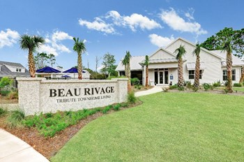 100 Beau Rivage Dr 1 Bed Townhouse for Rent Photo Gallery 1