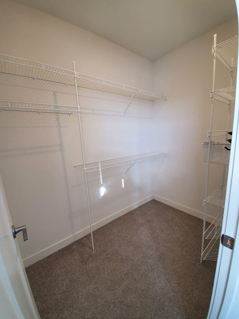 Expansive Closet Space at Strathmore Apartment Homes, West Des Moines, IA, 50266