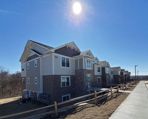 New Apartment Homes at Strathmore Apartment Homes in West Des Moines, Iowa