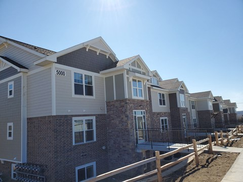 Beautiful New Construction at Strathmore Apartment Homes in West Des Moines, Iowa