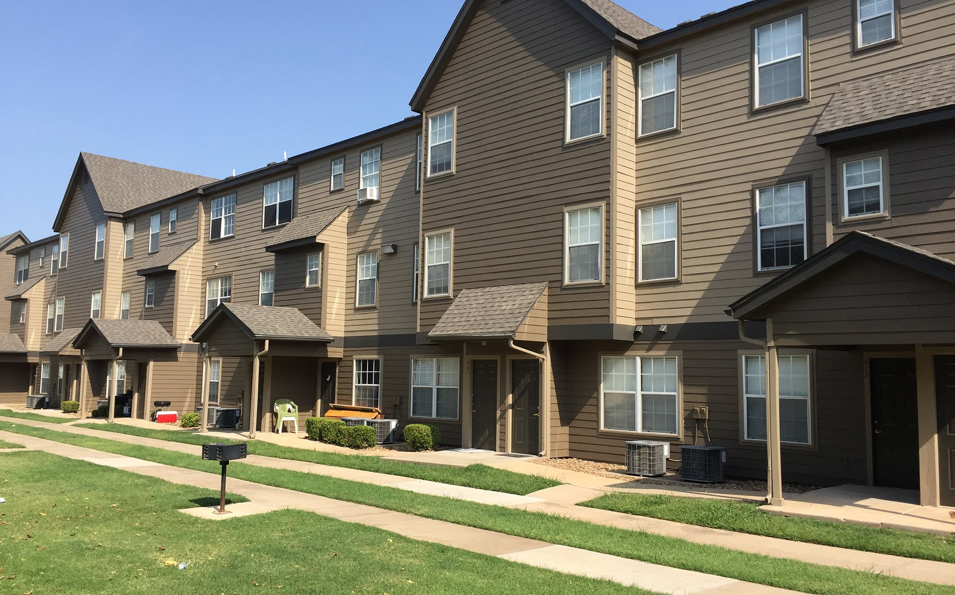 The Bristol Apartments | Apartments in Lawton, OK