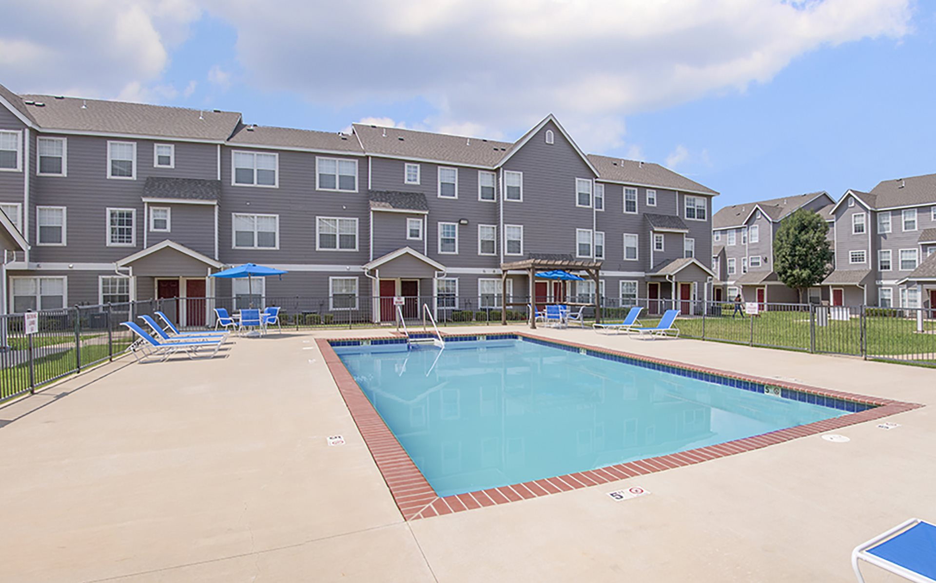 The Bristol Apartments Apartments In Lawton Ok