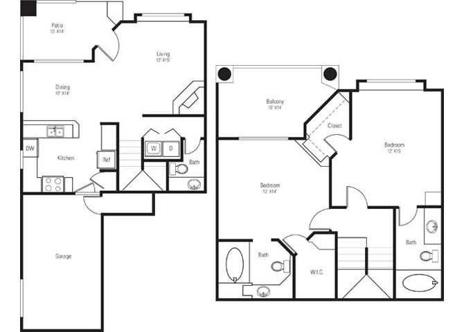 Tatum floor plan.