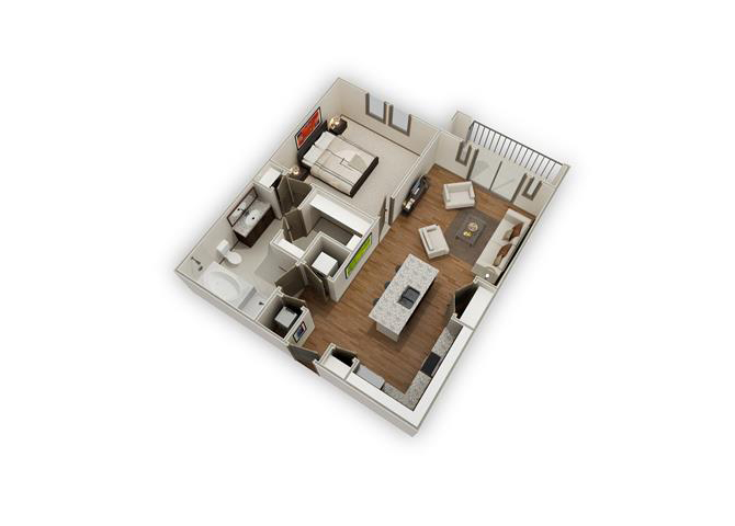 The Highgrove - A9a floor plan.