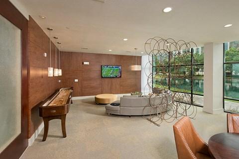 Elegant Clubroom