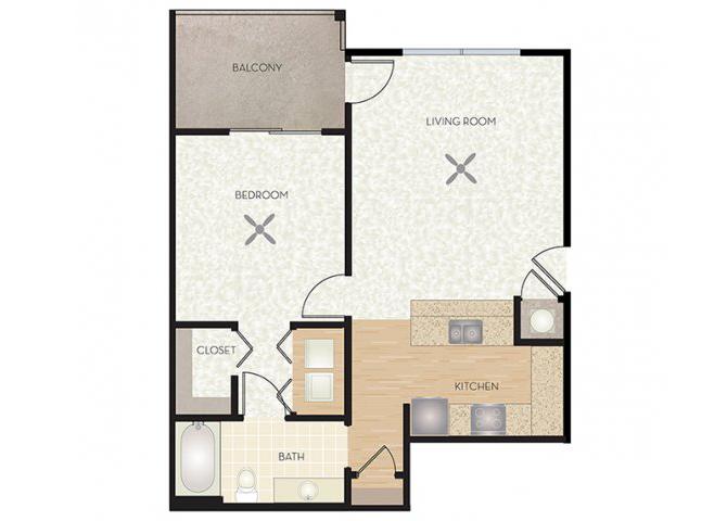 Driftwood floor plan.