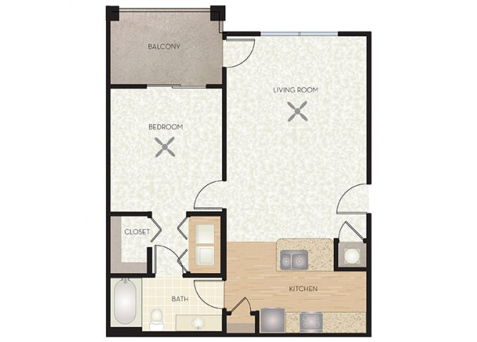 Longhorn floor plan.
