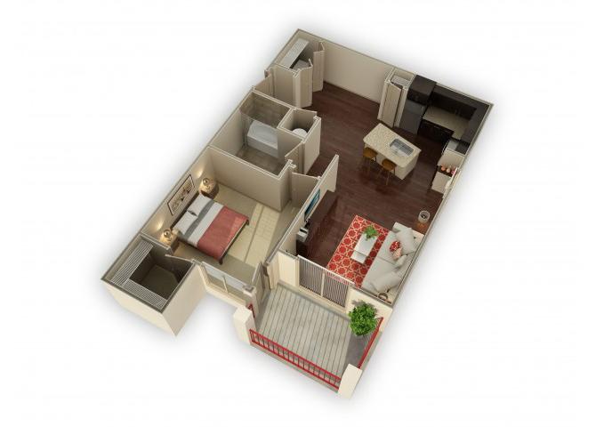 Parmer floor plan.