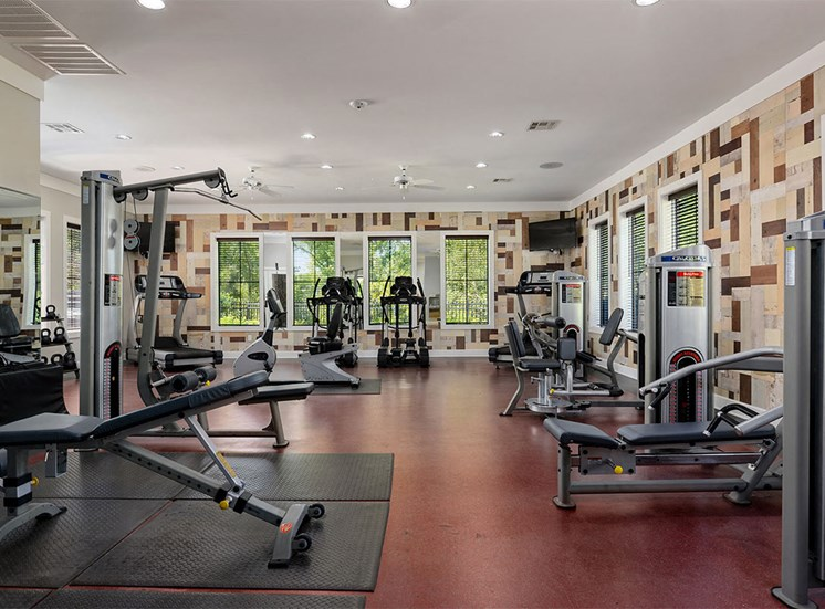 Riverstone Apartments Resident Fitness Center