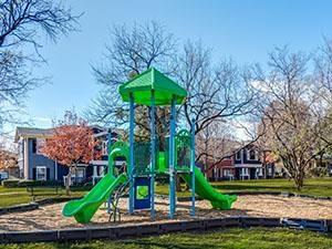 Play Structure at Bardin Greene in Arlington, Texas