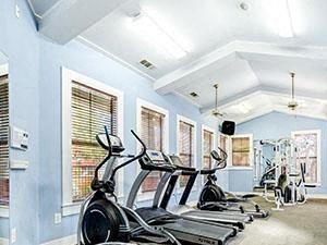 Fitness Center at Bardin Greene in Arlington, Texas