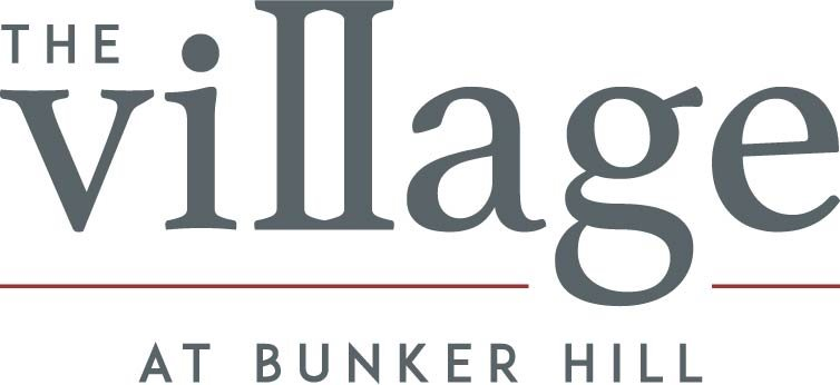 The Village at Bunker Hill Logo Design