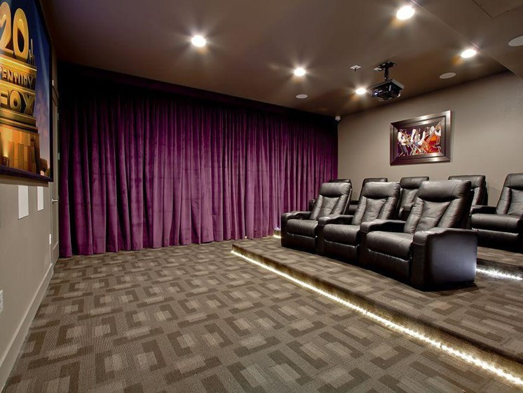 Community Theater Room at South Blvd, Las Vegas, NV 89183