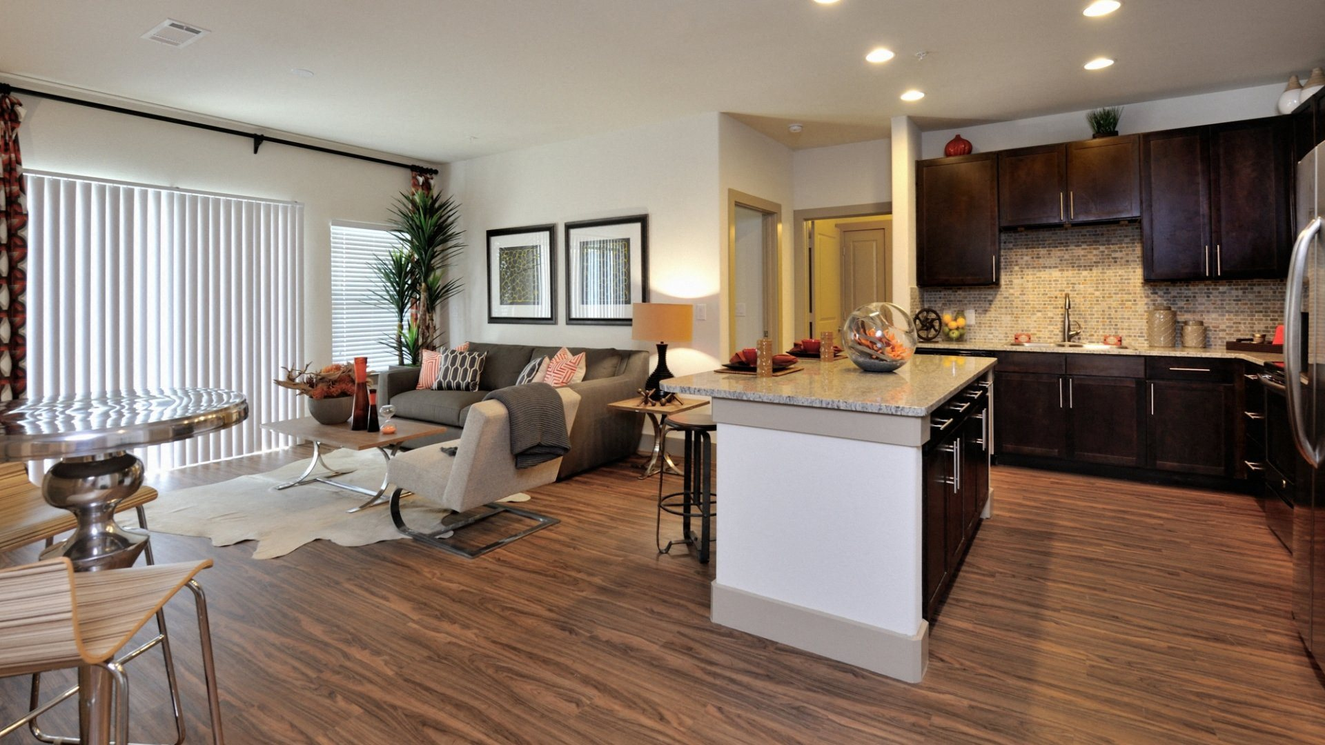 Expansive Floor plan at Broadstone Park West Apartments, Houston, TX