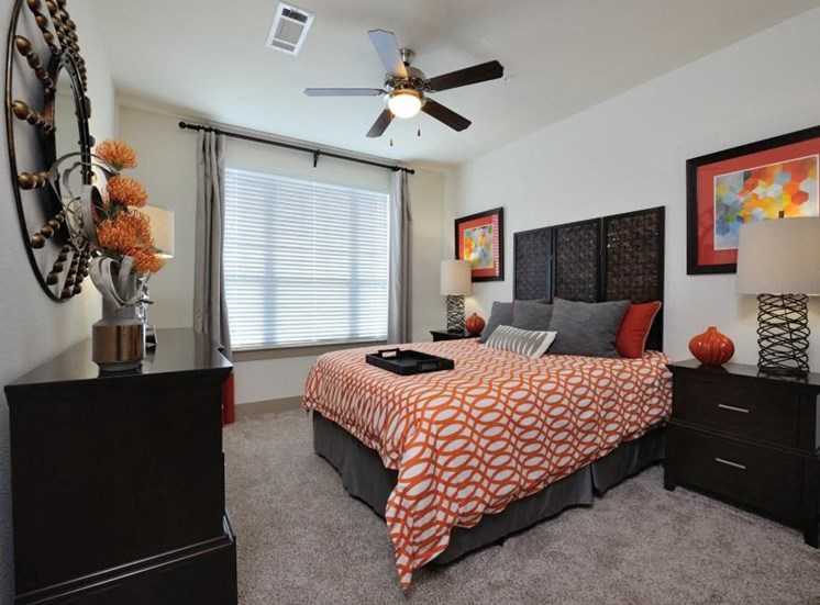 Large Bedrooms at Broadstone Park West Apartments, Houston, Texas