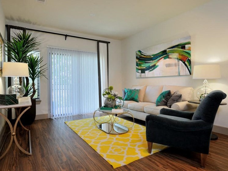Apartments with Private Patio/Balcony at Broadstone Park West Apartments, Houston, TX 77084