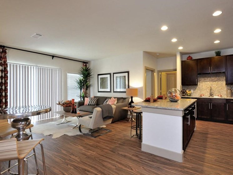 Abundant Natural Light at Broadstone Park West Apartments, Houston, TX