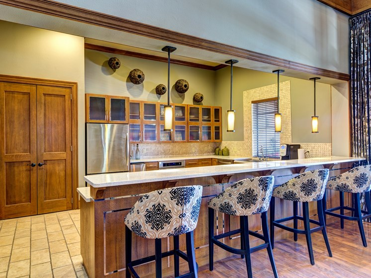 Open Kitchen at Broadstone Travesia, Austin, Texas